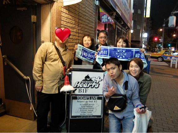 10/10 respect up-beat #2 @大塚ハーツプラス_f0085810_16185525.jpg