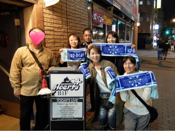 10/10 respect up-beat #2 @大塚ハーツプラス_f0085810_16185703.jpg