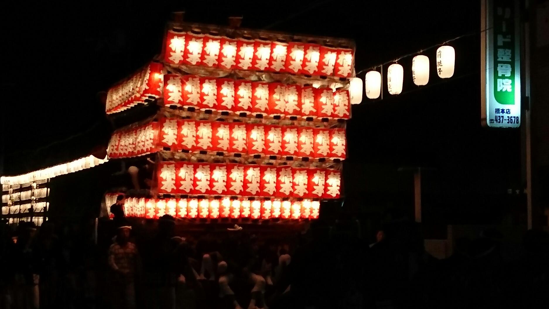アルファード カーフィルム 紫外線 だんじり 大阪 貝塚_a0197623_1871888.jpg