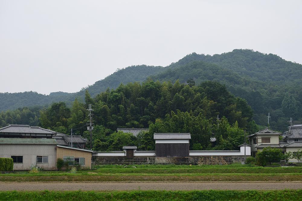 後藤又兵衛基次ゆかりの地をたずねて。 その1 「南山田城跡」_e0158128_21262115.jpg