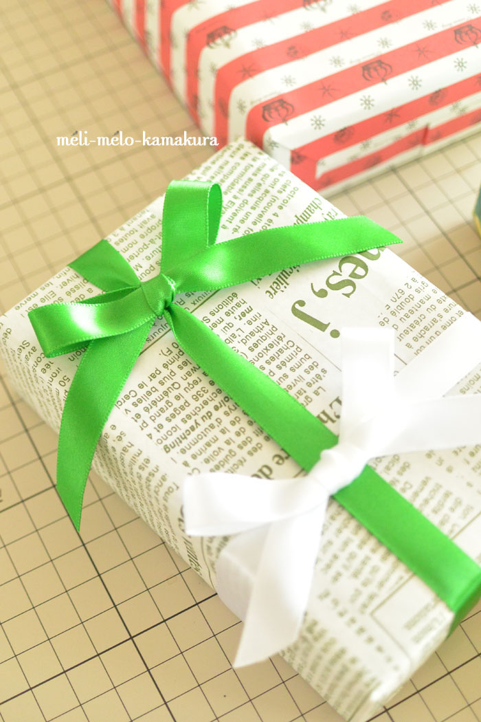 ◆【レッスンレポート】 最近のラッピングレッスン_f0251032_21102887.jpg