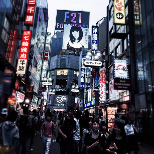 渋谷区宇田川町 / iPhone 6_c0334533_15523338.jpg