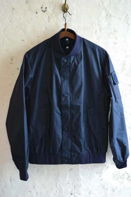 Italian air force gore-tex jacket dead stock_f0226051_16533790.jpg