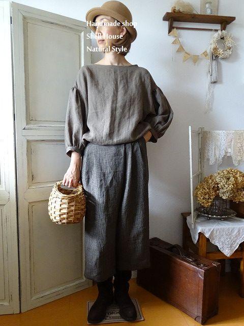 2016秋の装い 新作のお洋服販売のお知らせ_a0094058_1410642.jpg