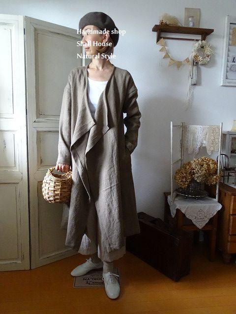 2016秋の装い 新作のお洋服販売のお知らせ_a0094058_14254555.jpg