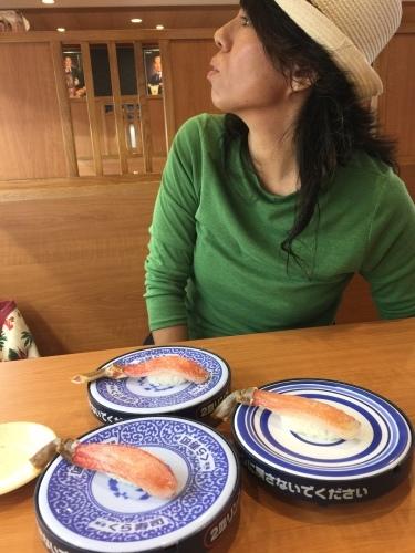 Sushi curry bread. LoL_c0153966_23084839.jpeg