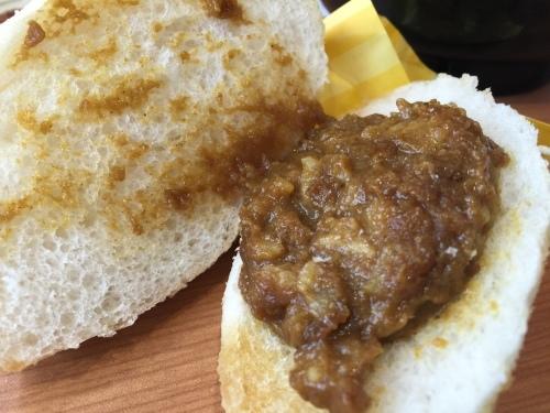 Sushi curry bread. LoL_c0153966_23181909.jpeg