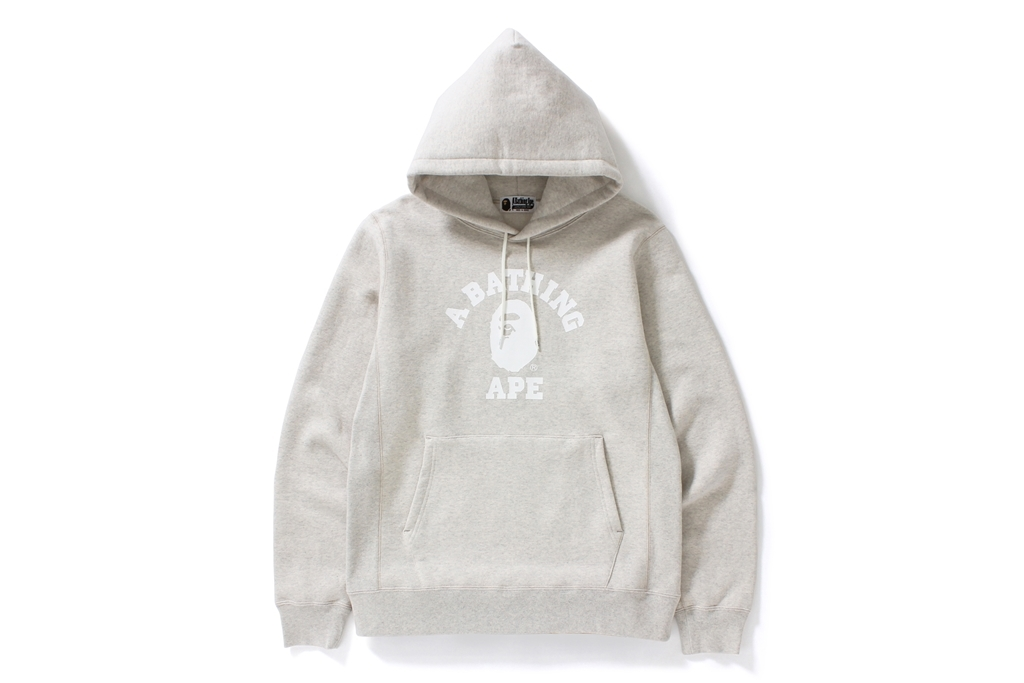 COLLEGE HEAVY WEIGHT PULLOVER HOODIE_a0174495_15061932.jpg