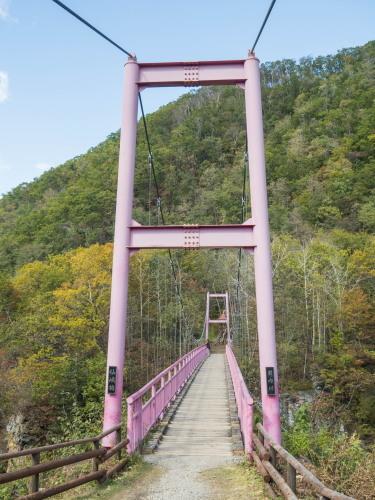 久しぶりに訪れました・・紅葉が始まった「岩内仙峡」_f0276498_23123384.jpg