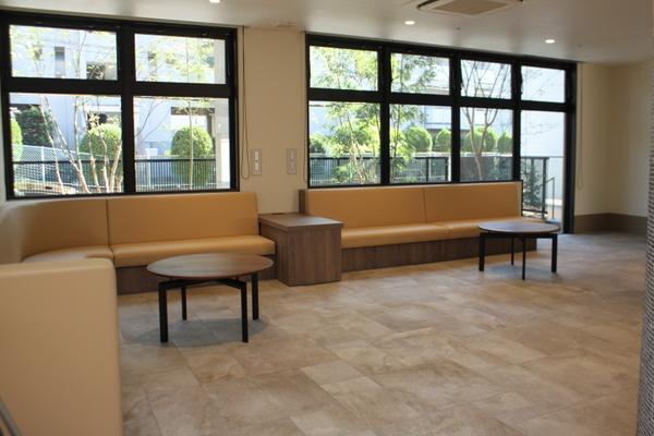 老健施設の家具のお届け_f0176205_18924100.jpg