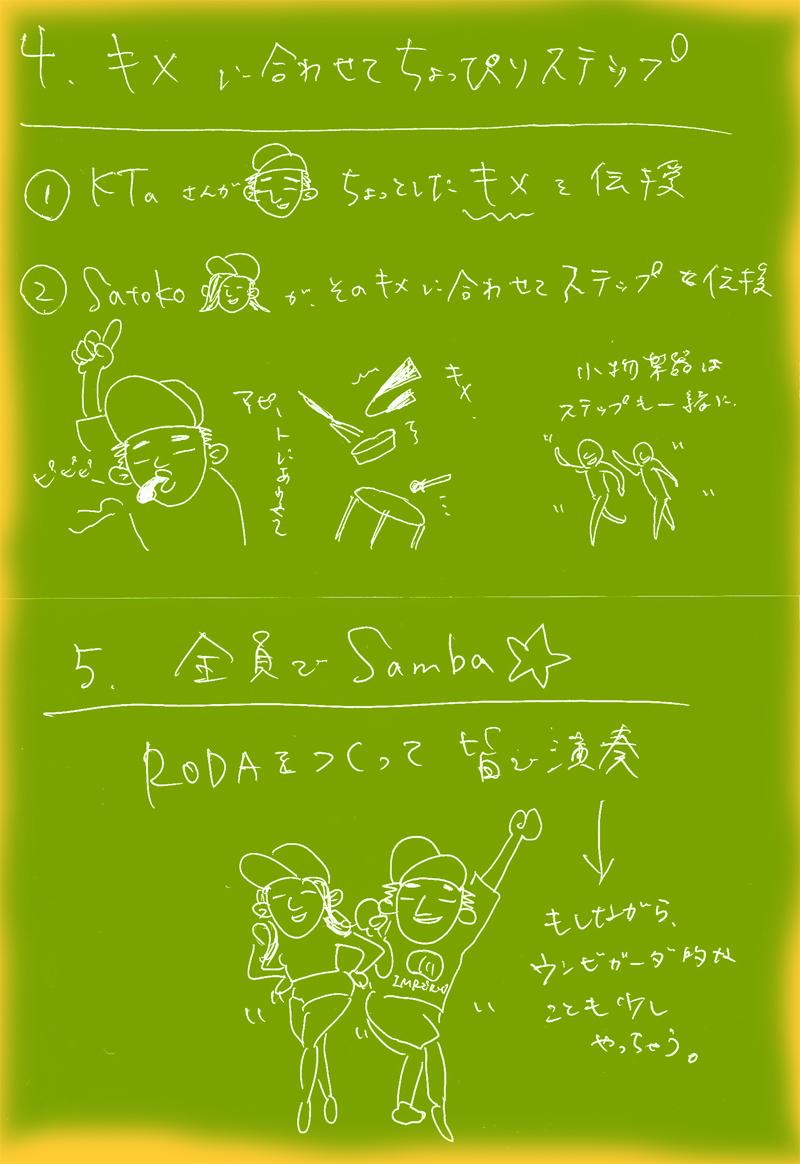 全員爆笑☆興奮♡参加型♬ 【富山県で打楽器・リズム・ダンス・サンバのワークショップ】☀11/6(日)→_b0032617_14184043.jpg