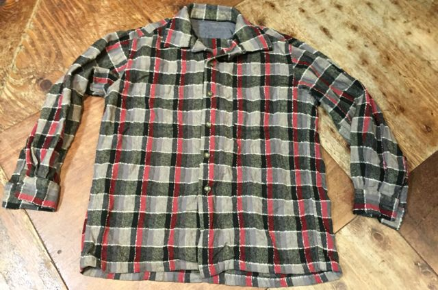 10/15(土)入荷! 50s~Wool shirts!!_c0144020_15295456.jpg