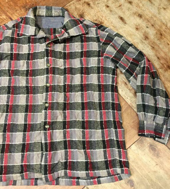 10/15(土)入荷! 50s~Wool shirts!!_c0144020_15295612.jpg