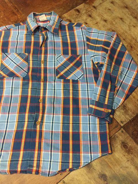 70s~ BIGMACネルシャツ!! サイズM_c0144020_1617854.jpg