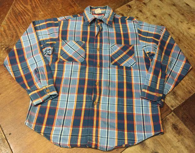 70s~ BIGMACネルシャツ!! サイズM_c0144020_1617997.jpg