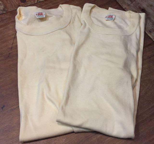 10/15(土)入荷! 50s デッドストック HANES WINTER SET Tシャツ!_c0144020_16382581.jpg