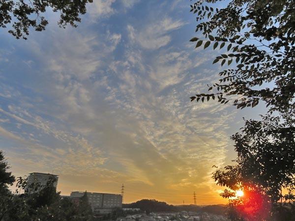 秋の空とイオンモール再び_e0133780_20482181.jpg