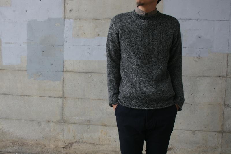 第3284回 しっとり滑らかなセーター。_f0366424_11564661.jpg