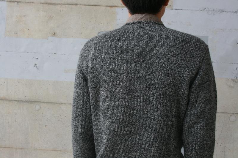 第3284回 しっとり滑らかなセーター。_f0366424_11571899.jpg