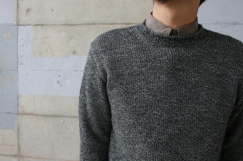 第3284回 しっとり滑らかなセーター。_f0366424_11572985.jpg