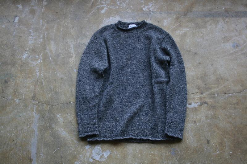 第3284回 しっとり滑らかなセーター。_f0366424_11573952.jpg