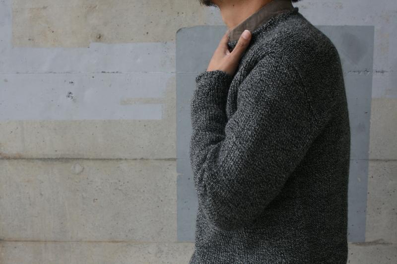 第3284回 しっとり滑らかなセーター。_f0366424_1157784.jpg