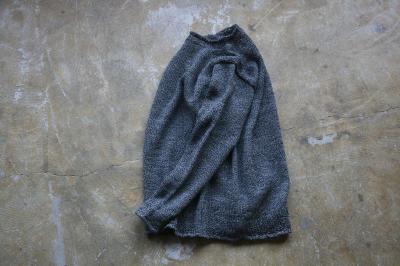 第3284回 しっとり滑らかなセーター。_f0366424_1158652.jpg