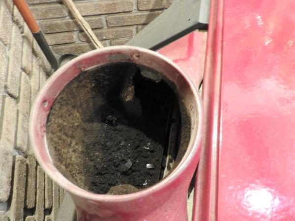 薪ストーブの煙突お掃除_b0174425_18302993.jpg