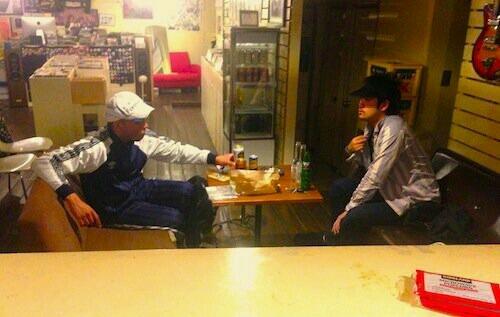 【QAAも】<10/19,20水木曜> Up Yours! Tokyo Punk & Japanese Today【出るよ♪】_c0308247_00064863.jpg