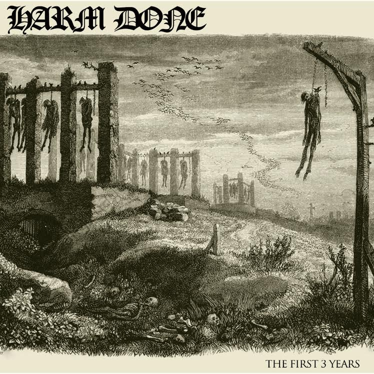 HARM DONE / The first 3 years -discography-_d0246877_732170.jpg