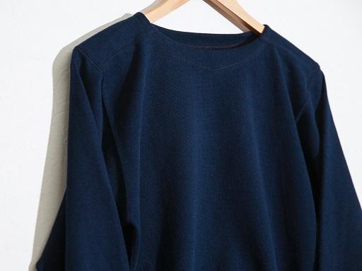 Boatneck & USN Cotton Sweater_d0160378_14103112.jpg