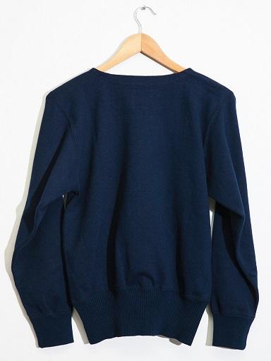 Boatneck & USN Cotton Sweater_d0160378_14111262.jpg