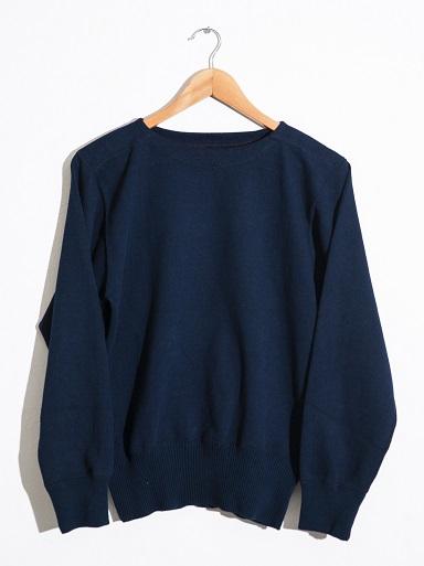 Boatneck & USN Cotton Sweater_d0160378_1411263.jpg