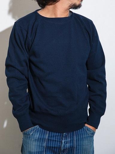Boatneck & USN Cotton Sweater_d0160378_1416465.jpg
