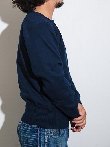 Boatneck & USN Cotton Sweater_d0160378_14165714.jpg