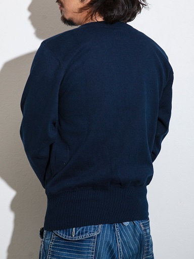 Boatneck & USN Cotton Sweater_d0160378_1417613.jpg