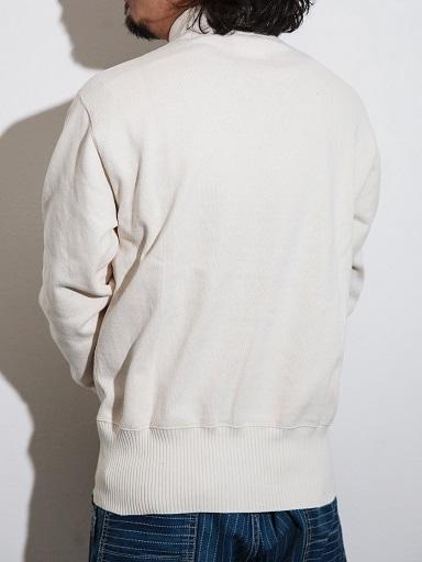 Boatneck & USN Cotton Sweater_d0160378_14183338.jpg