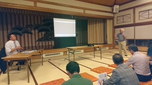 新住協秋田支部  勉強会_f0150893_17174482.jpg