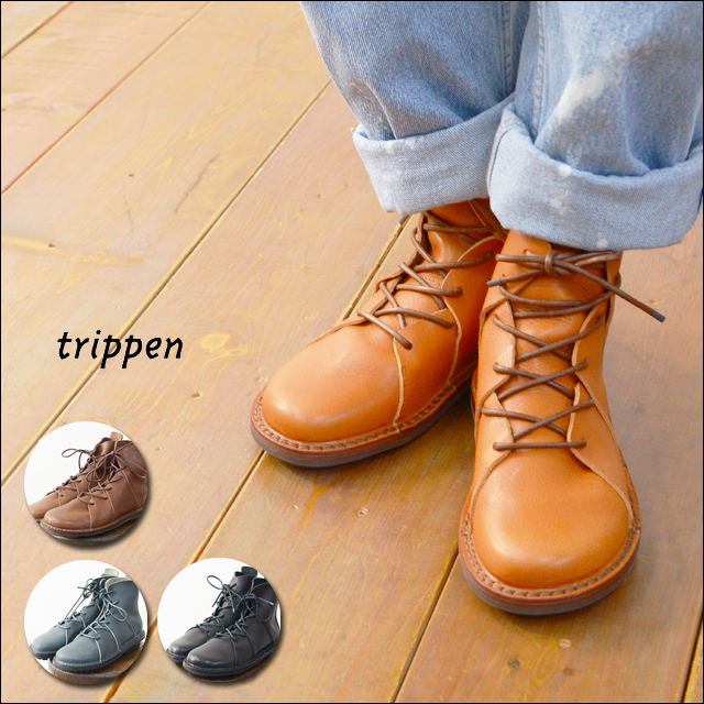 TRIPPEN [トリッペン] NOMAD-WAW [LADY\'S]_f0051306_17161653.jpg