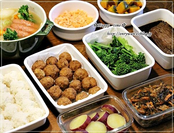 常備菜作り♪_f0348032_18031731.jpg