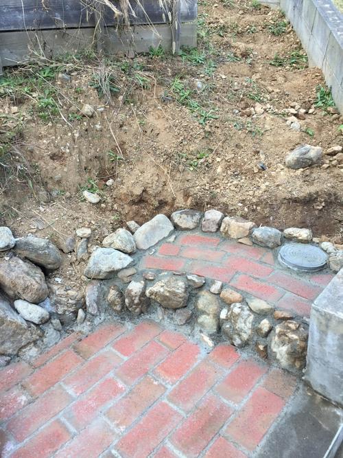 庭の階段_c0331145_059366.jpg