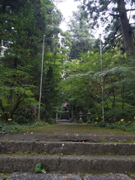 おみくじ繋がりで二所山田神社☆_f0183846_19423904.jpg