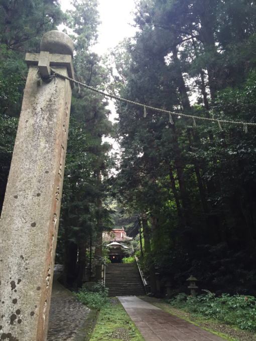 おみくじ繋がりで二所山田神社☆_f0183846_19424076.jpg