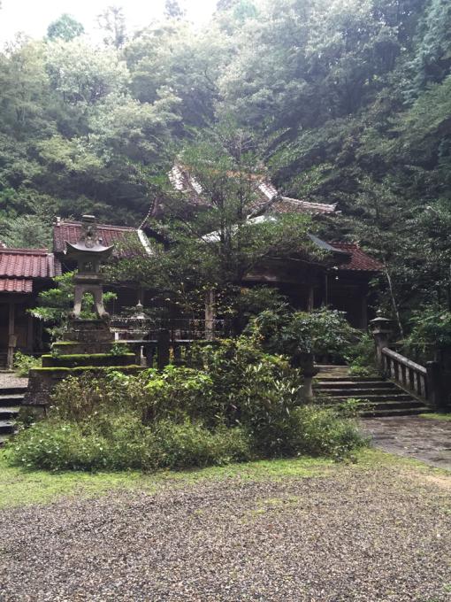 おみくじ繋がりで二所山田神社☆_f0183846_19424374.jpg