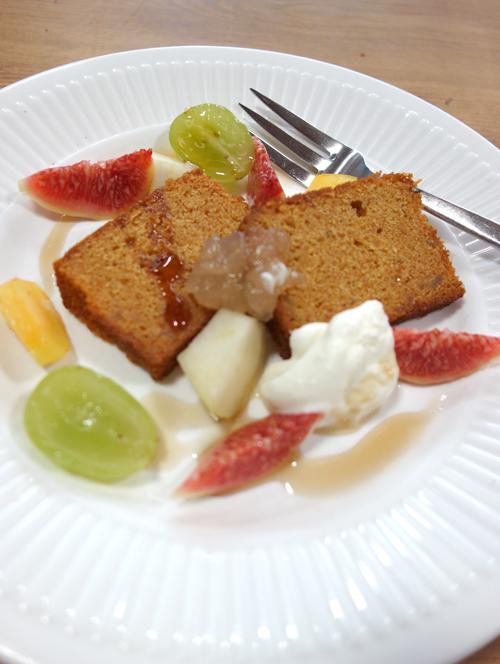 今週のメニュー〜焼菓子と煮込み料理の恋しい季節になりました!_a0017350_02430618.jpg