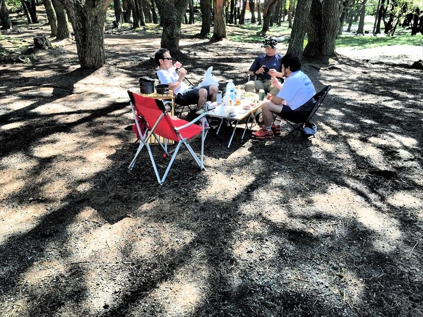 【レポート】本栖湖キャンプ場① ~カヌーと何もしないキャンプ 前編_b0008655_13310085.jpg