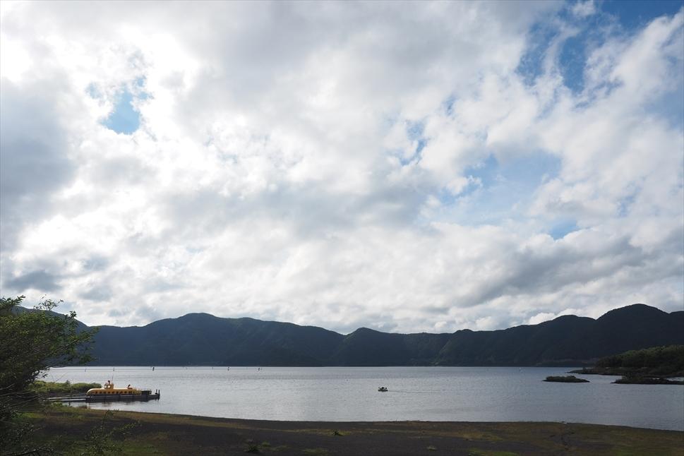 【レポート】本栖湖キャンプ場① ~カヌーと何もしないキャンプ 前編_b0008655_13450702.jpg