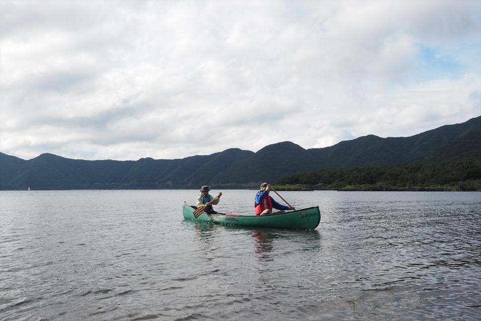 【レポート】本栖湖キャンプ場① ~カヌーと何もしないキャンプ 前編_b0008655_13471283.jpg