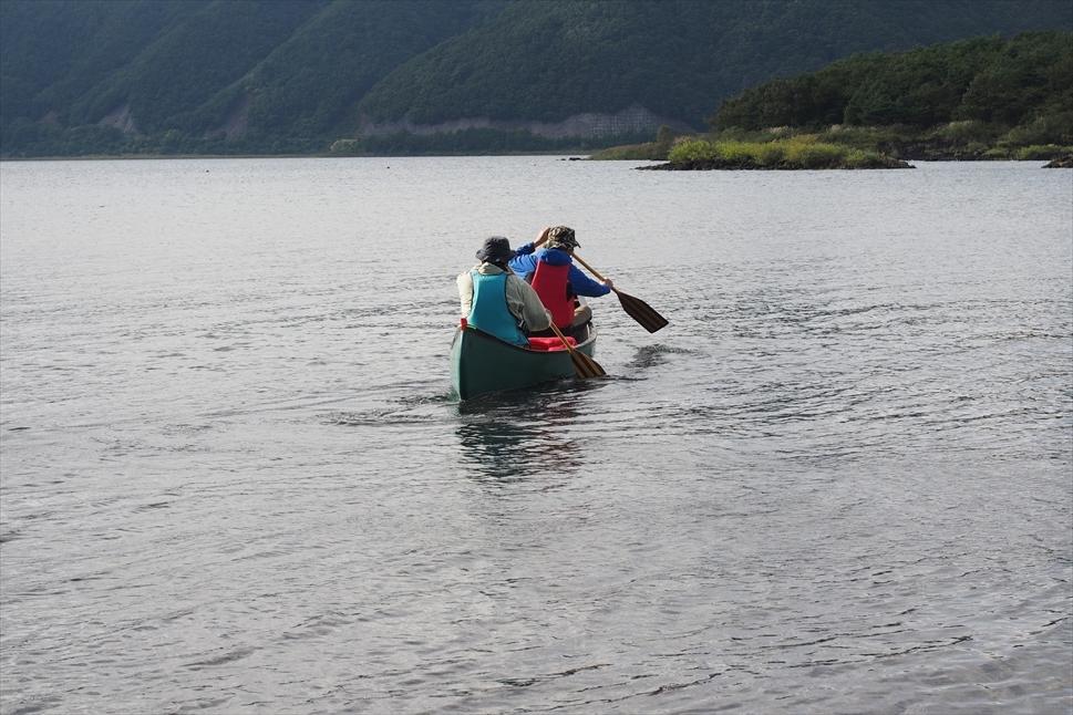 【レポート】本栖湖キャンプ場① ~カヌーと何もしないキャンプ 前編_b0008655_13491422.jpg