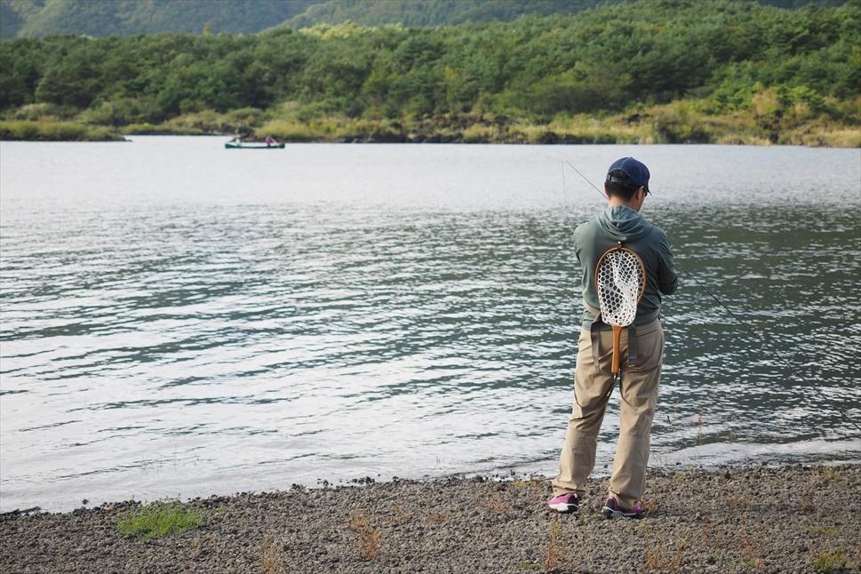 【レポート】本栖湖キャンプ場① ~カヌーと何もしないキャンプ 前編_b0008655_13493510.jpg